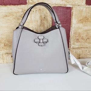 Kate Spade Small middle compartment Stachel grey